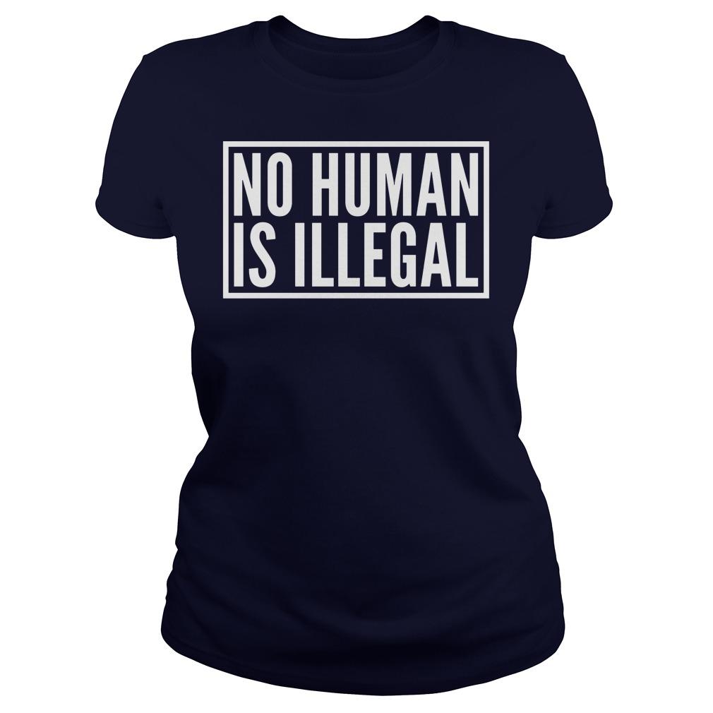 No Human Illegal Ladies