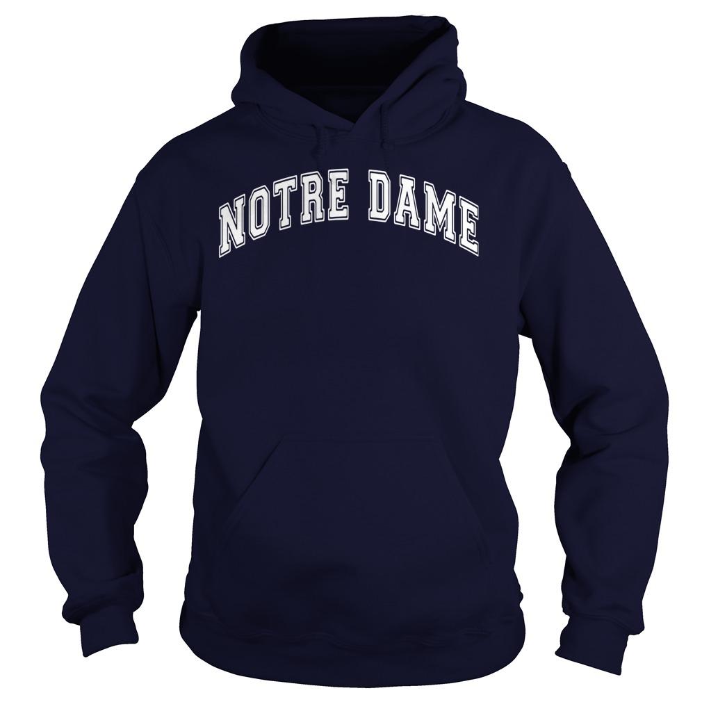 Pat Walsh Notre Dame Hoodie