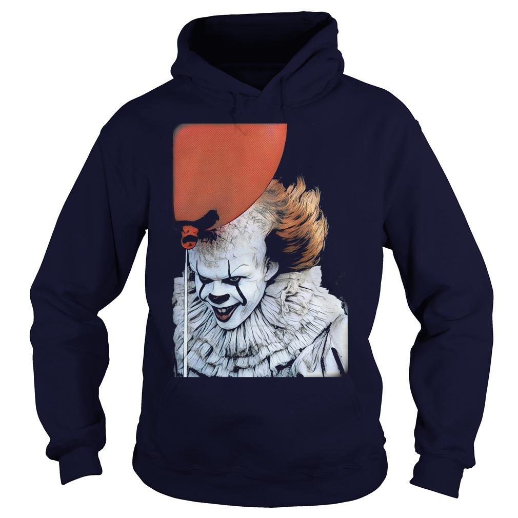 Pennywise Clown Hoodie