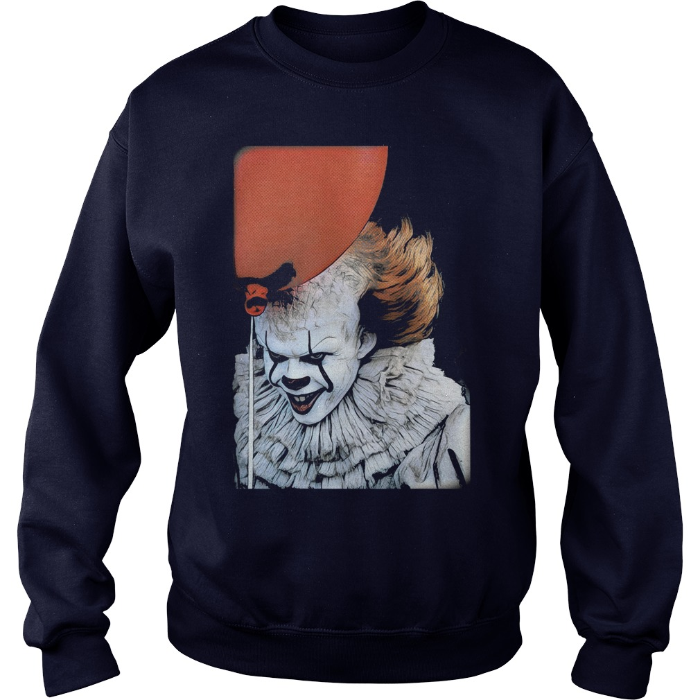 Pennywise Clown Sweat Shirt