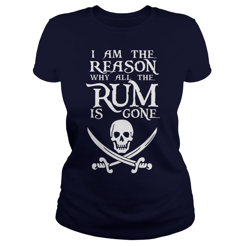 Reason Rum Gone Ladies