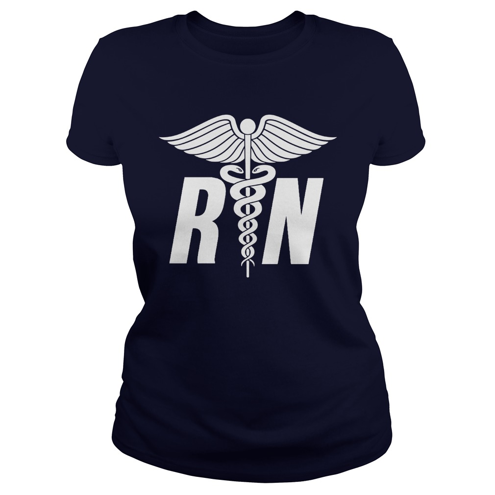 Registered Nurse Symbol Ladies