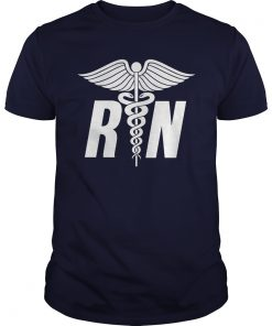Registered Nurse Symbol Shirt