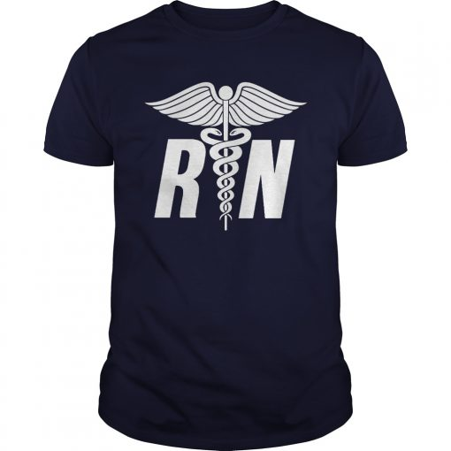 Registered Nurse Symbol Shirt