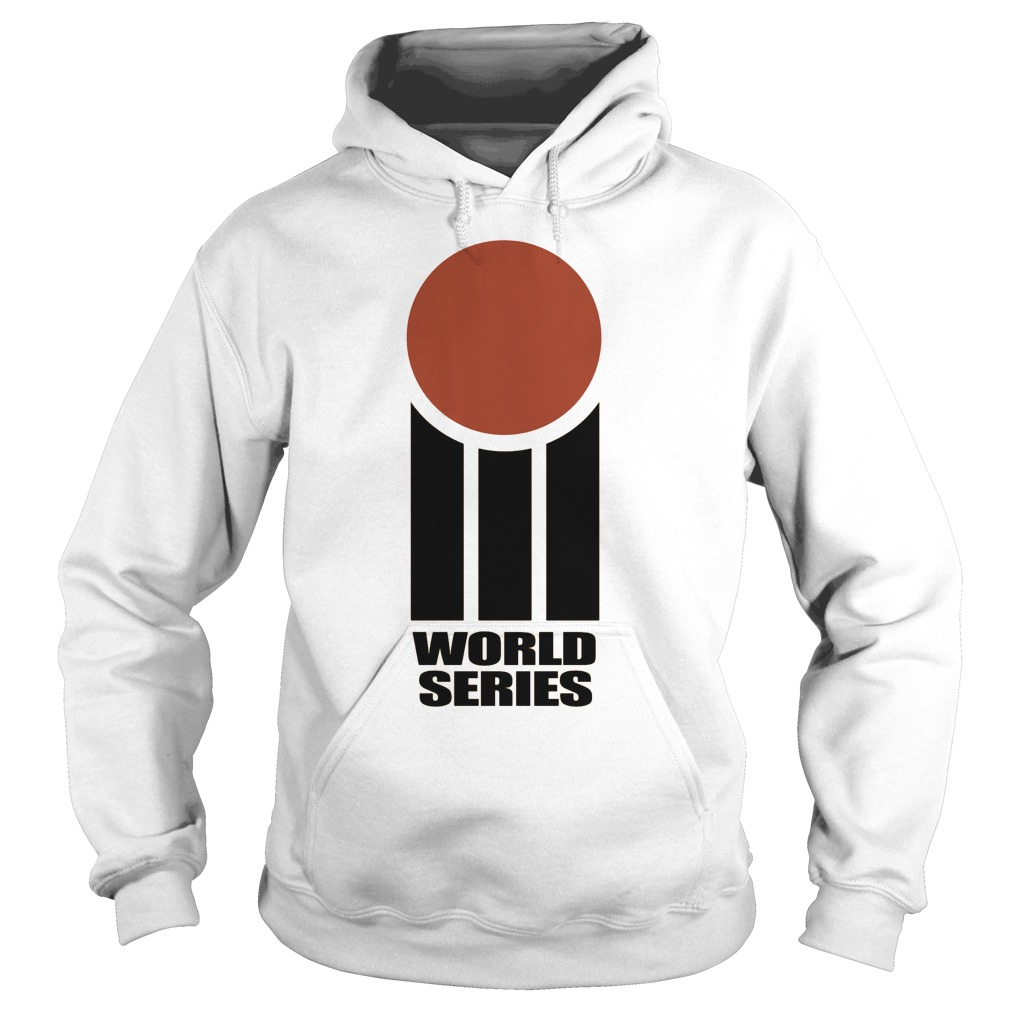 Retro Cricket World Series Hoodie