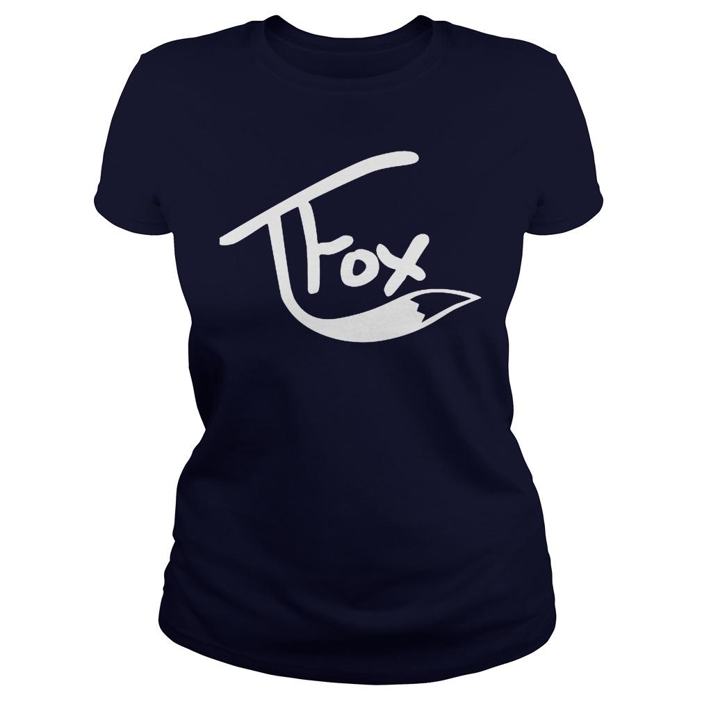 Tanner Fox Ladies Tee