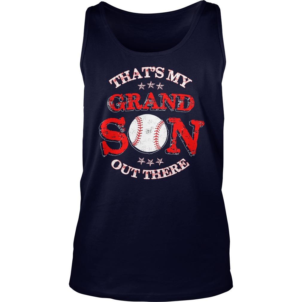 Thats Grandson Tank Top