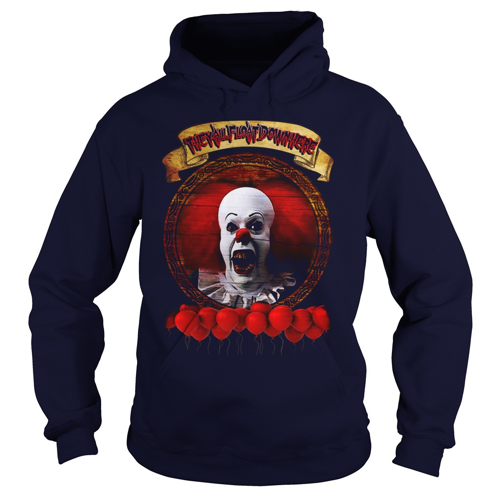 Tim Curry Pennywise Stephen King Hoodie