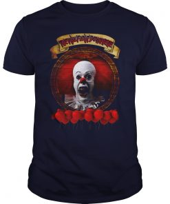 Tim Curry Pennywise Stephen King Shirt