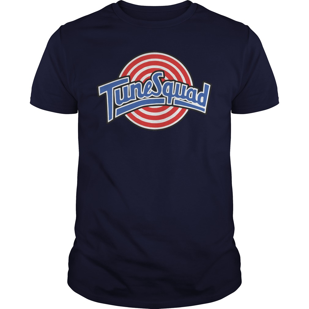 Tune Squad Guys Tee