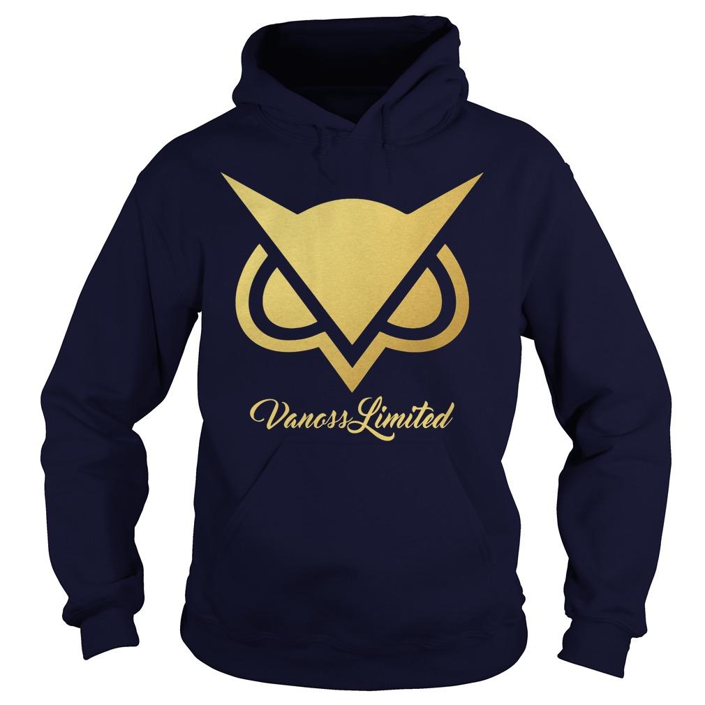 Vanoss Limited Hoodie