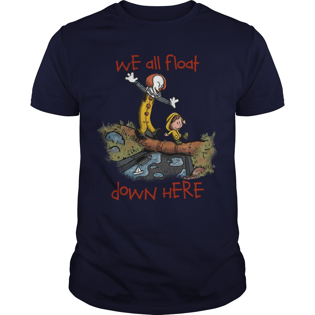 We All Float Shirt