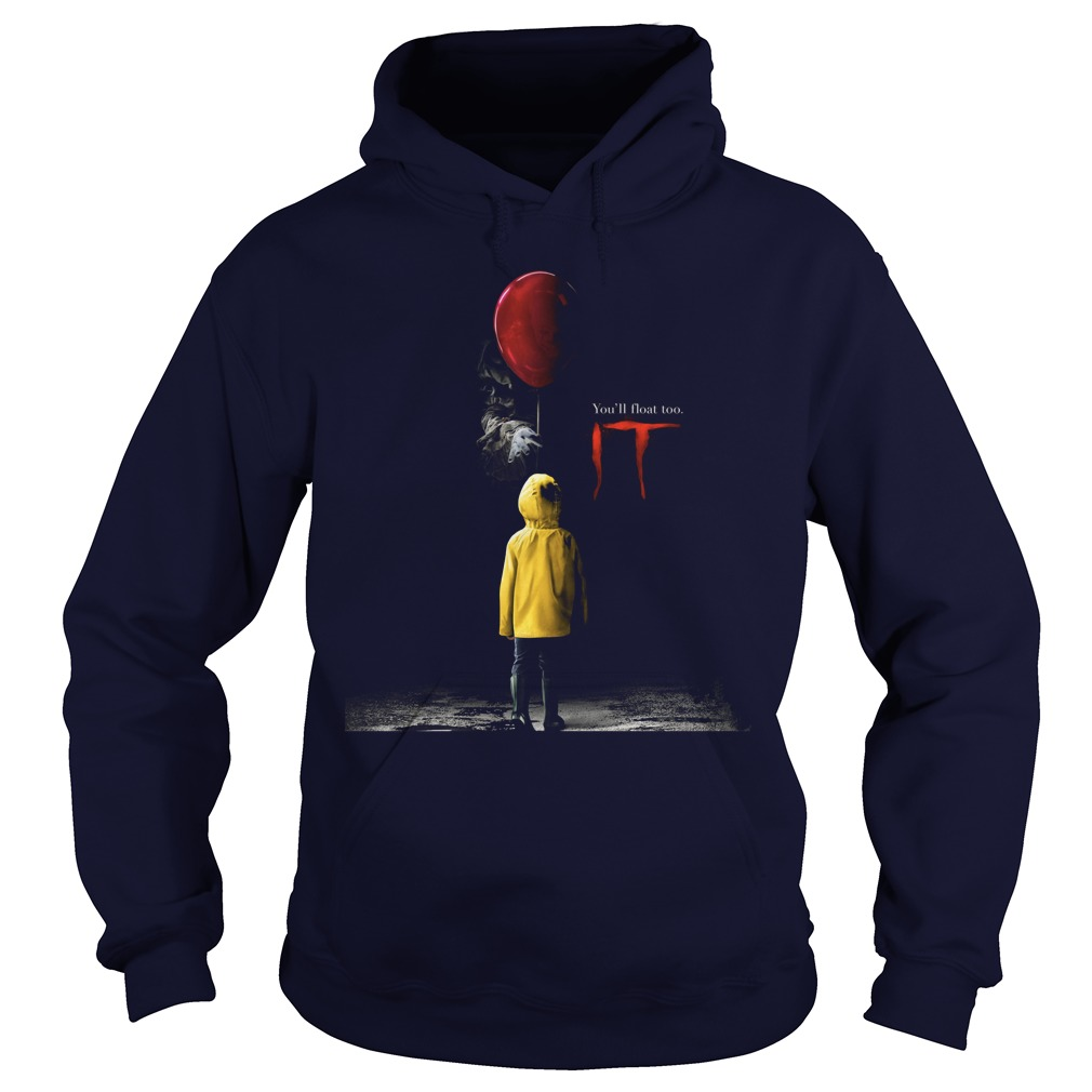 Youll Float Hoodie