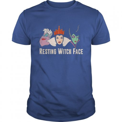 Resting Witch Face Shirt