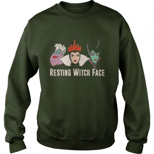Resting Witch Face Sweater