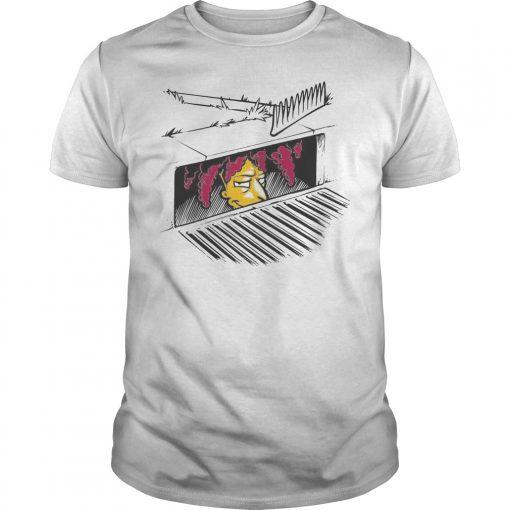 Sideshow Bob As It Simpsons And Stephen Kings It Shirt