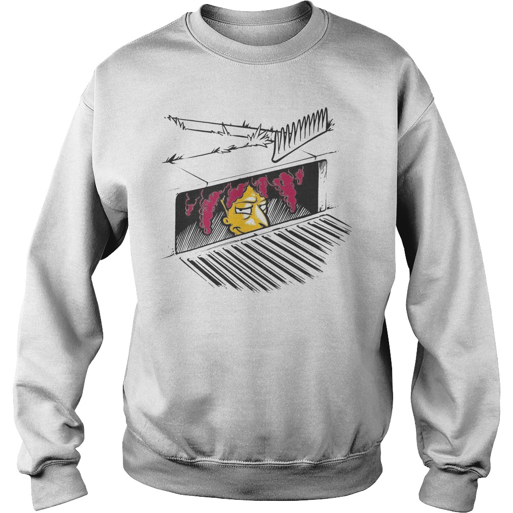 Sideshow Bob As It Simpsons And Stephen Kings It Sweater