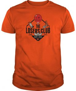 Stephen Kings It I Love Derry The Losers Club Est 1989 Shirt