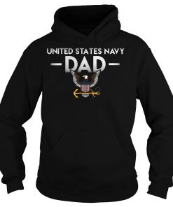 United States Navy Dad Hoodie