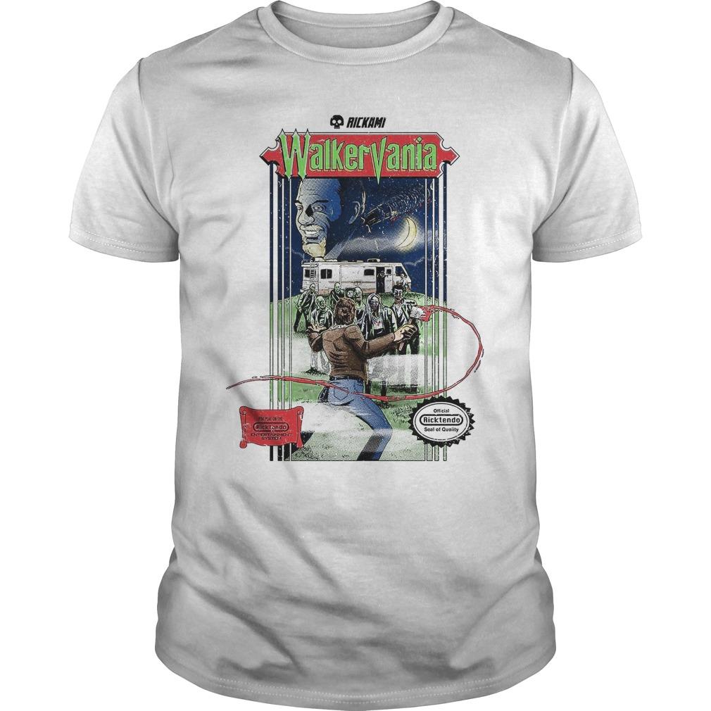 Walkervania Shirt