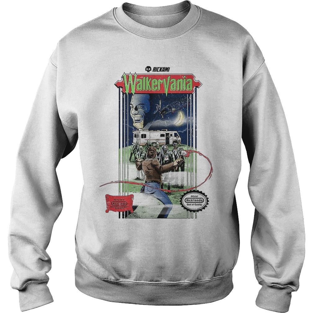 Walkervania Sweater