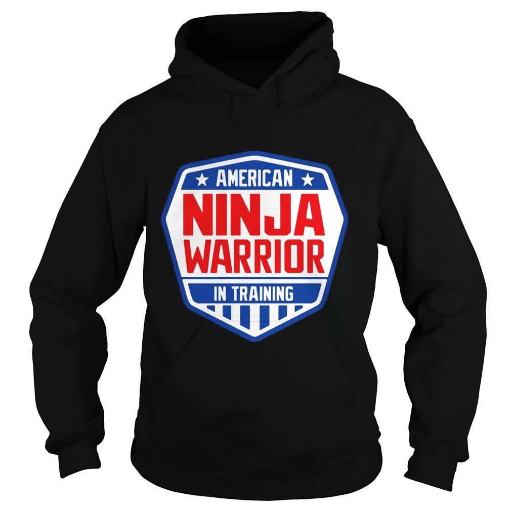 American Ninja Warrior Training Hoodie