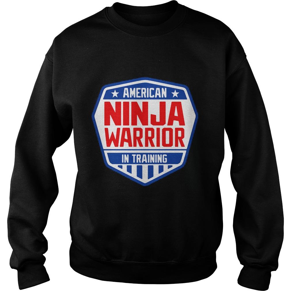 American Ninja Warrior Training Sweat Shirt
