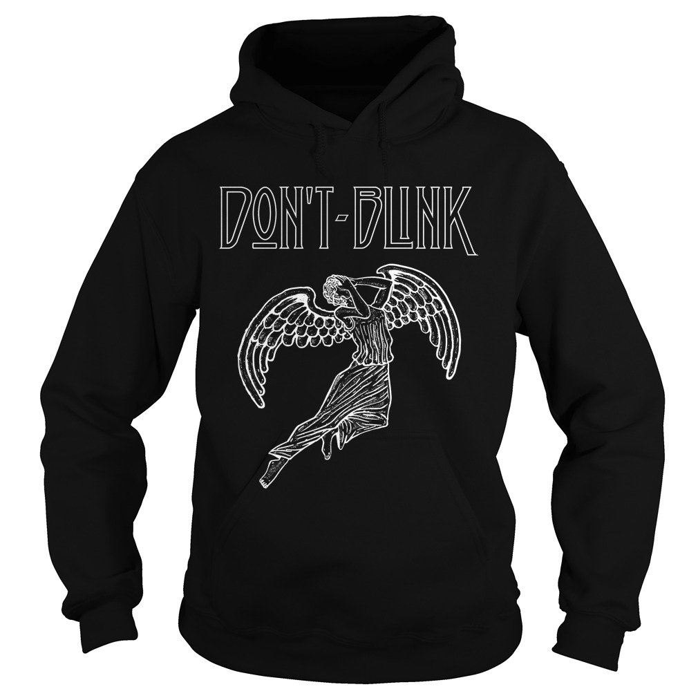 Angels World Tour Dont Blink Hoodie