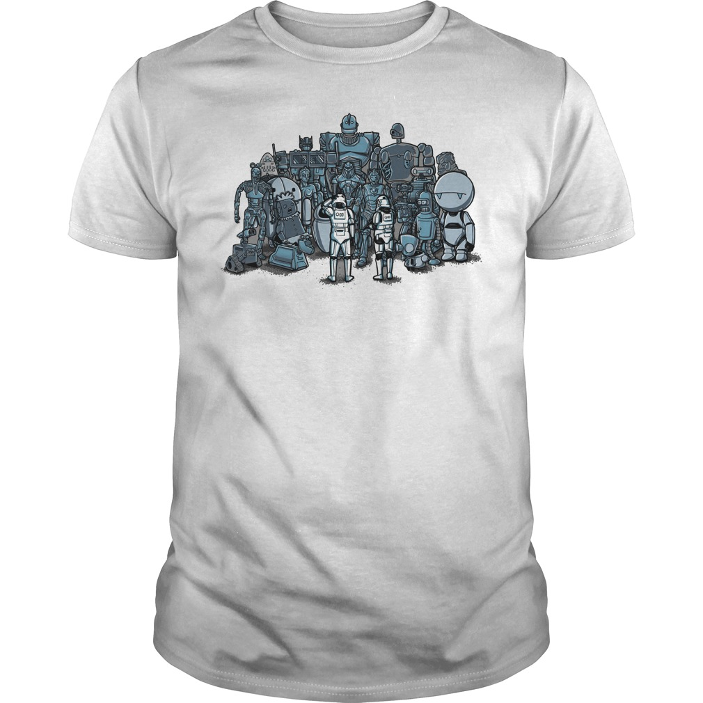 Arent Droids Looking Guys Tee