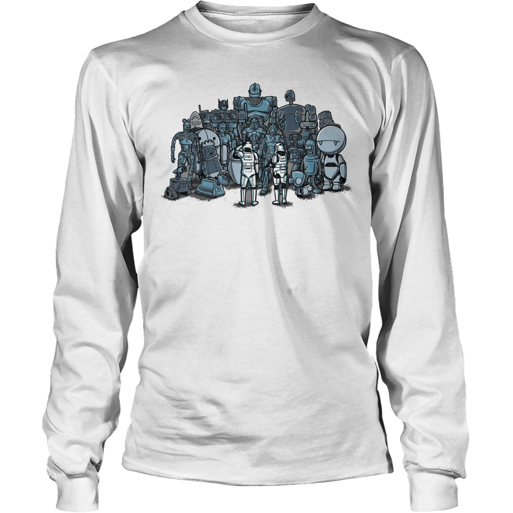 Arent Droids Looking Longsleeve