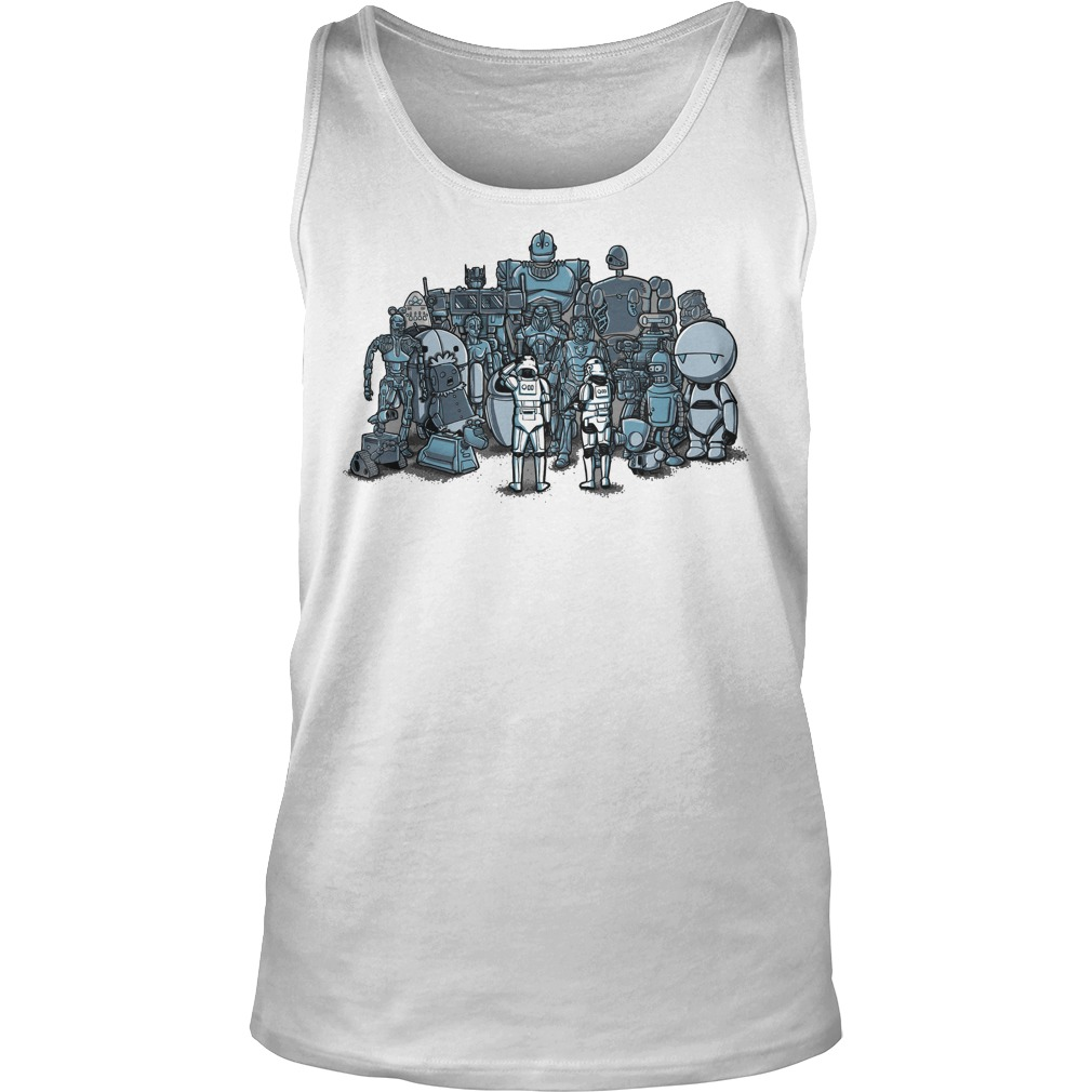 Arent Droids Looking Tank Top