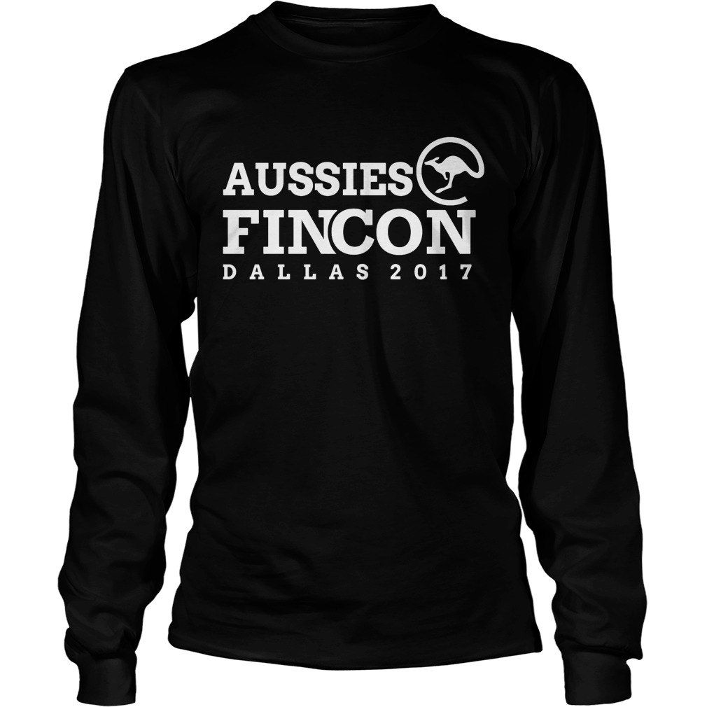 Aussies Fincon Dallas 2017 Longsleeve
