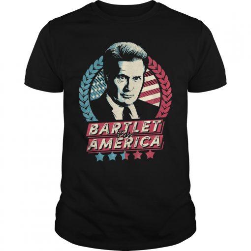 Bartlet America Guys Tee