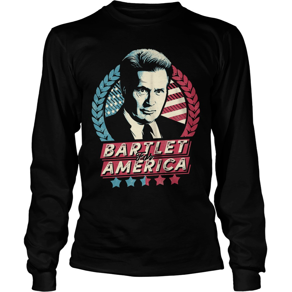 Bartlet America Longsleeve