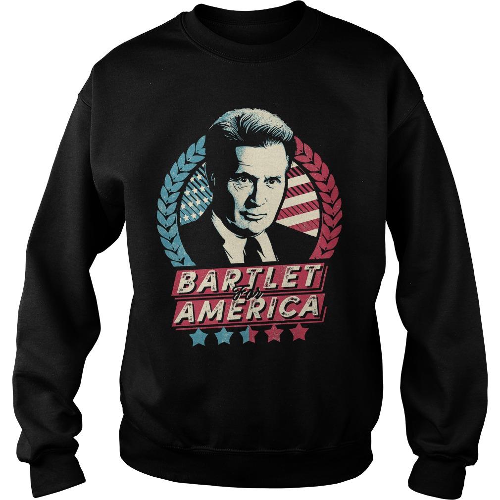 Bartlet America Sweat Shirt