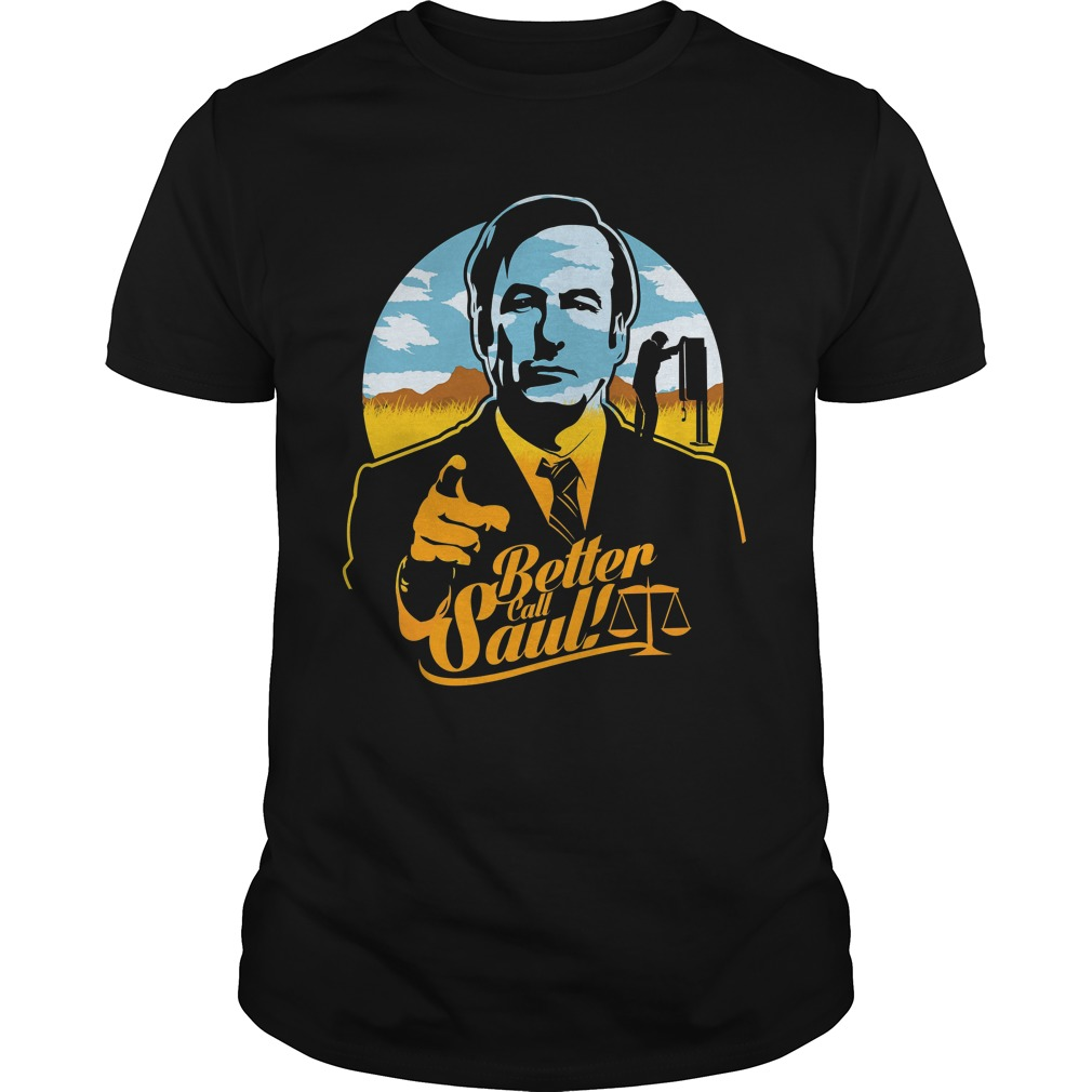 Better Call Saul Guys Tee