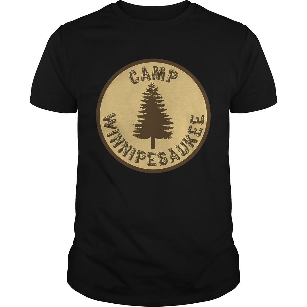 Camp Winnipesaukee Guys Tee