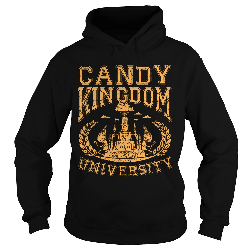 Candy Kingdom University Hoodie