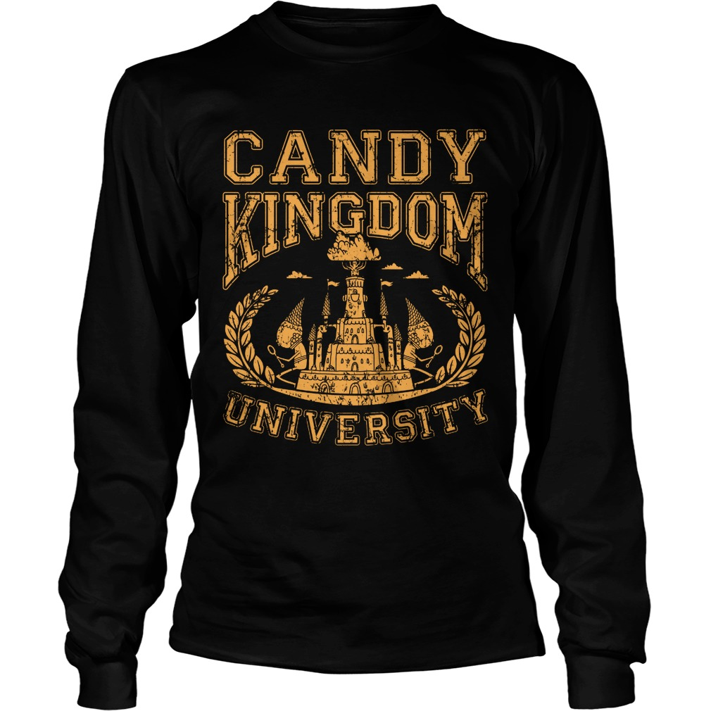 Candy Kingdom University Longsleeve