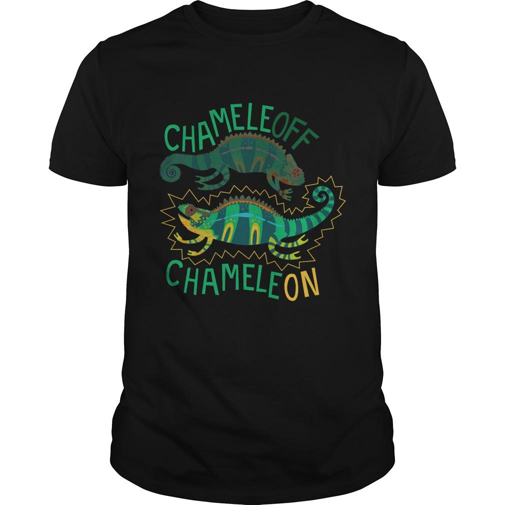 Chameleoff Chameleon Guys Tee