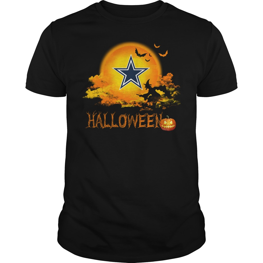 Cowboys Halloween Guys Tee