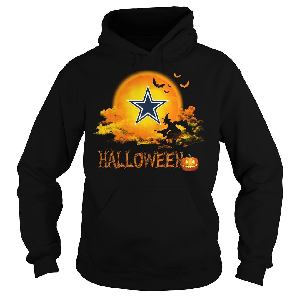 Cowboys Halloween Hoodie