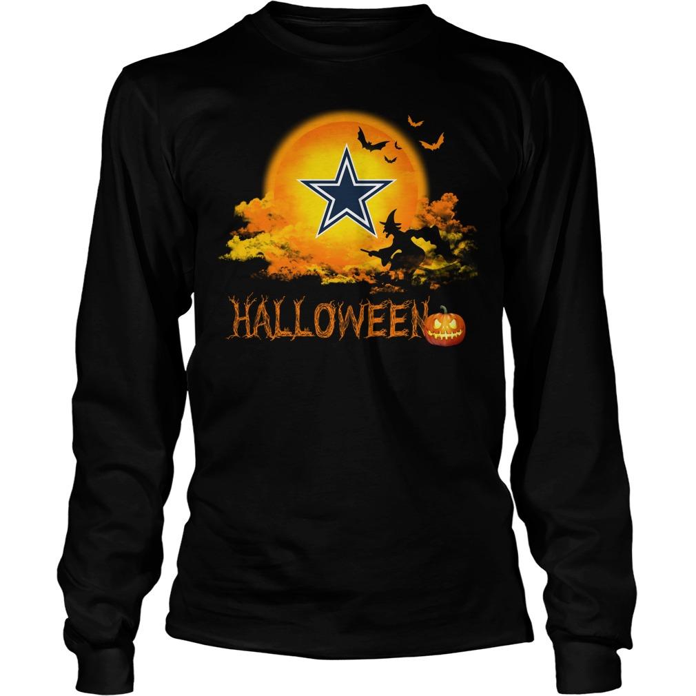 Cowboys Halloween Longsleeve