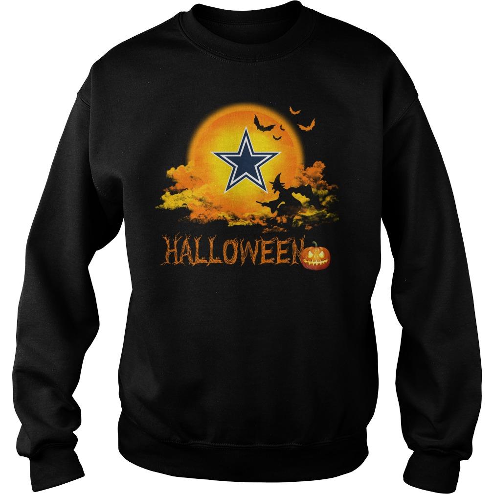 Cowboys Halloween Sweatshirt