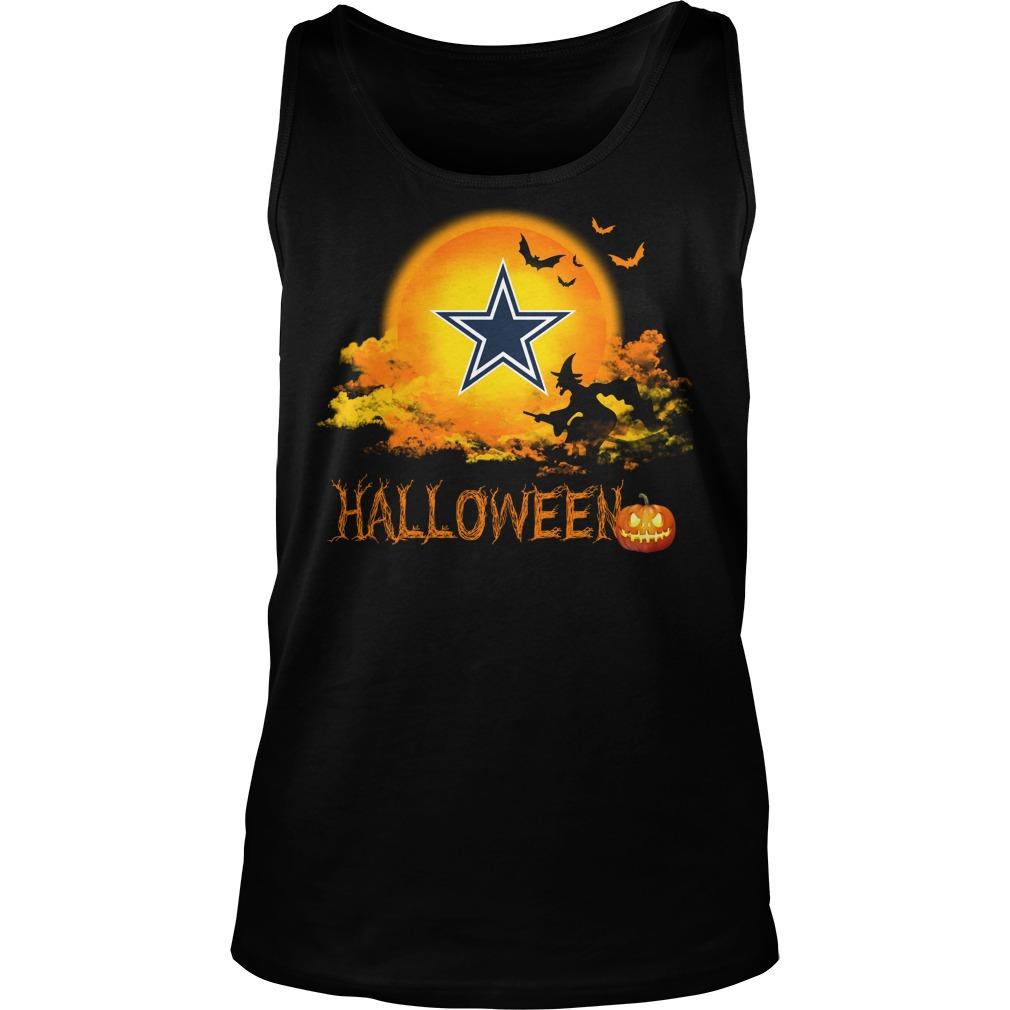 Cowboys Halloween Tank Top