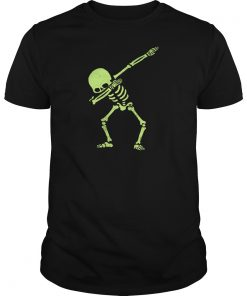 Dabbing Skeleton Guys Tee