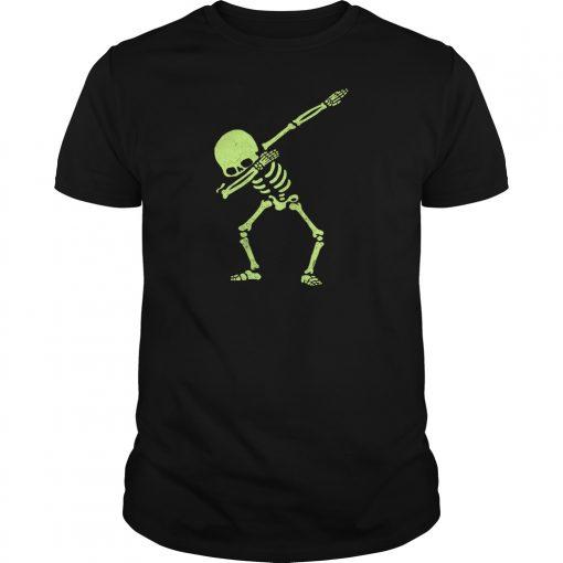 Dabbing Skeleton Guys Tee