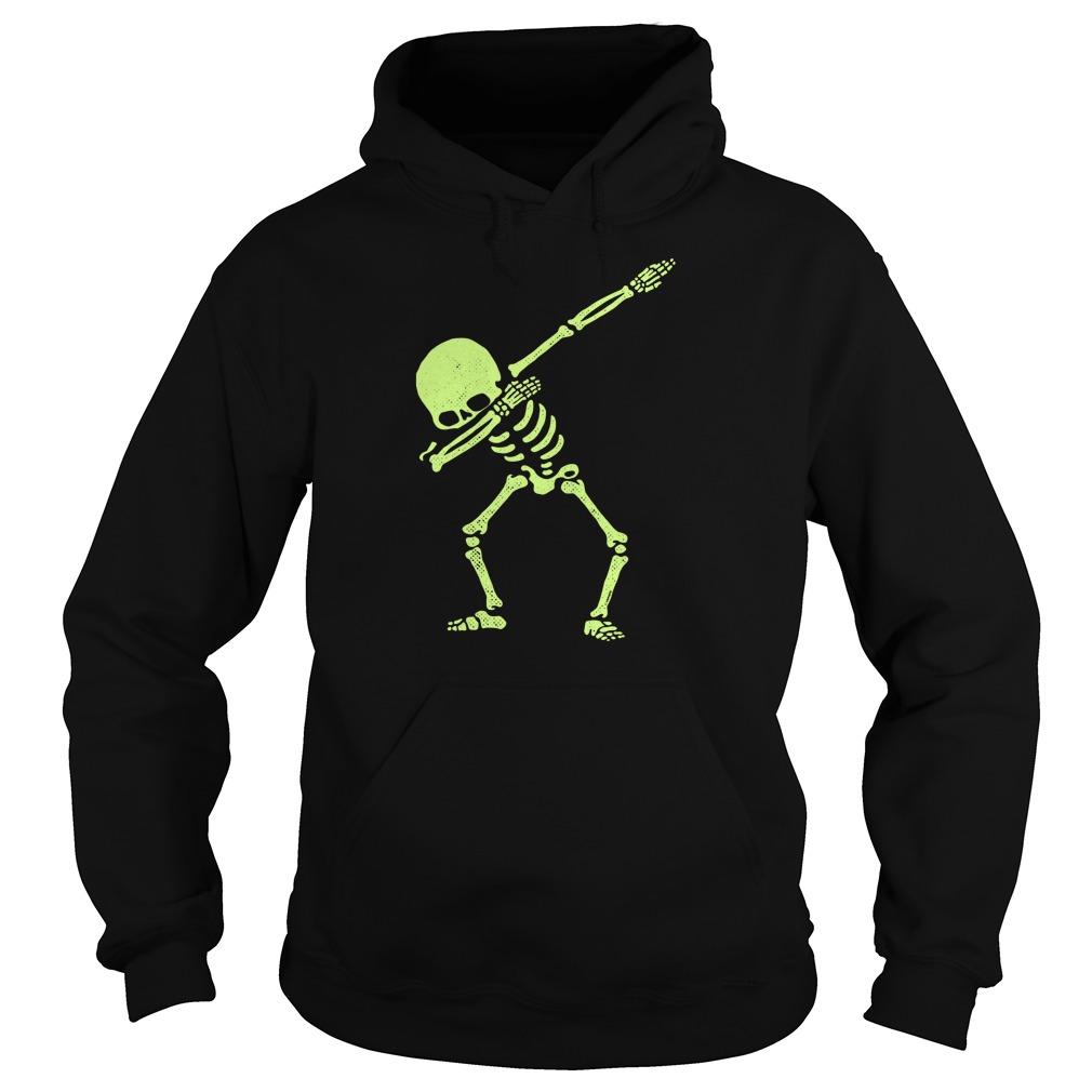Dabbing Skeleton Hoodie