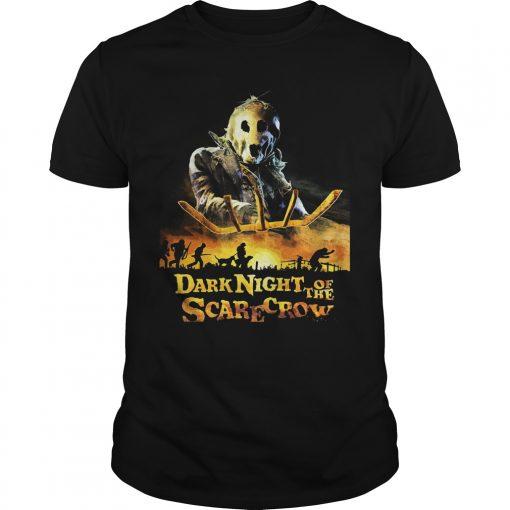 Dark Night Scarecrow Guys Tee