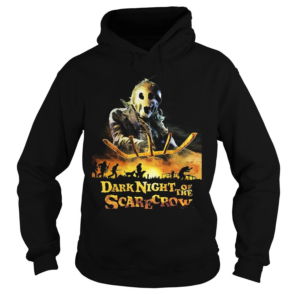Dark Night Scarecrow Hoodie
